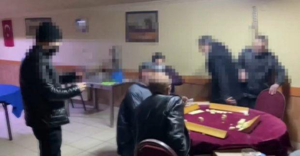 KOCAELİ POLİSİNDEN 2 İLÇE'DE EŞ ZAMANLI KUMAR BASKINI
