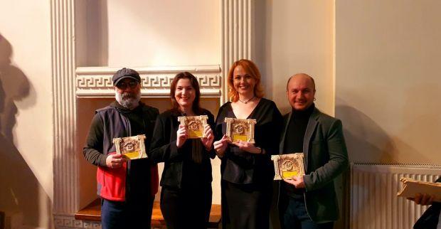 Kocaeli Şehir Tiyatroları'na 4 ödül birden