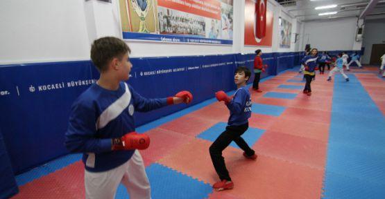 Kocaeli, Türkiye Karate Şampiyonasına Ev sahipliği yapacak