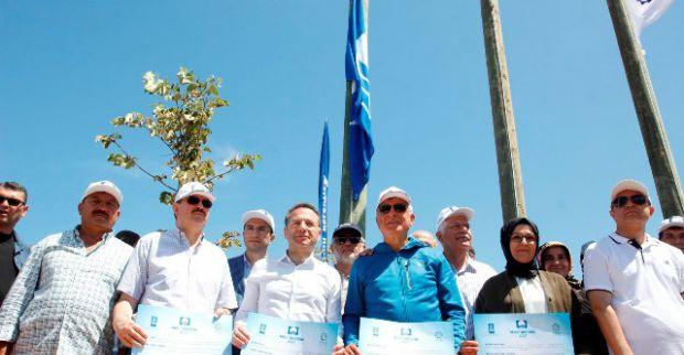 Kocaeli'ne dördüncü mavi bayrak