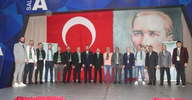 Kocaelispor'da yönetim seçildi