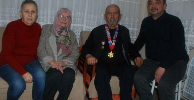 Kore Gazisi Salih Aktaş vefat etti