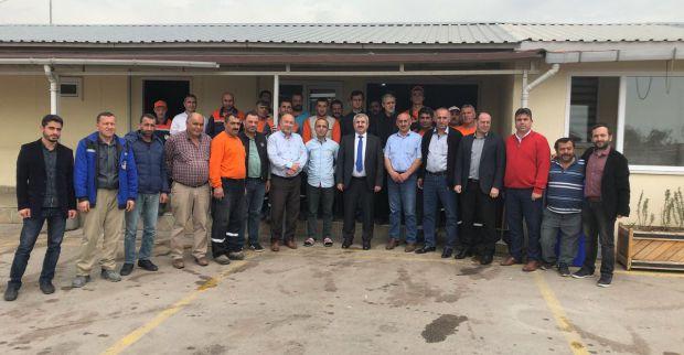 Körfez Belediyesi araç  filosunu güçlendiriyor