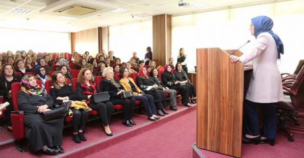 Körfez Ticaret Odası Kadınları 8 Mart'ı Kutladı