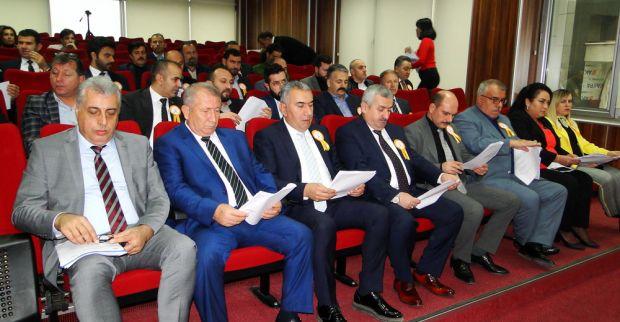 Körfez Ticaret Odası Meclisi ''Kadına Şiddete Hayır'' Dedi