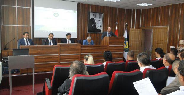 Körfez Ticaret Odası Temmuz Ayı Meclis Toplantısı Yapıldı