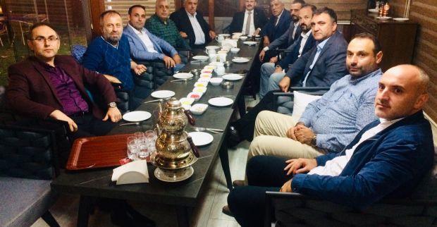 Körfez Ticaret Odası Yönetim Kurulu ve Meclis Divanı İstişare Toplantısında biraraya geldi
