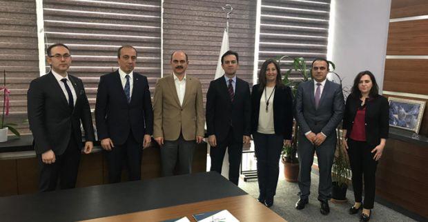 Körfez Ticaret Odası, Ziraat Bankası  ile konut kredisi protokolü yaptı