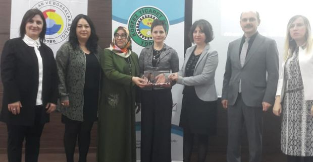 Körfez Ticaret Odası'nda Fark Yaratan Kadınlar Projesi Başladı