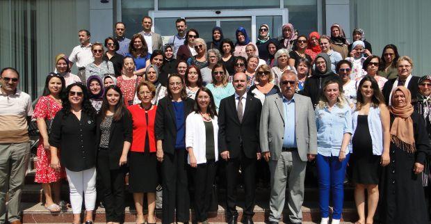 Körfez Ticaret Odası'ndan Kadın Girişimcilere Yönelik Kooperatifçilik Eğitimi