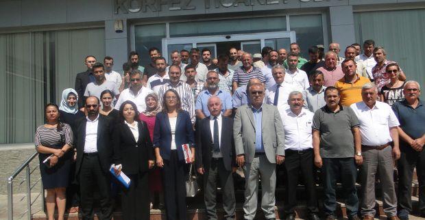 Körfez Ticaret Odası'ndan kırsal kalkınma ve yatırımlarının desteklenmesi programı