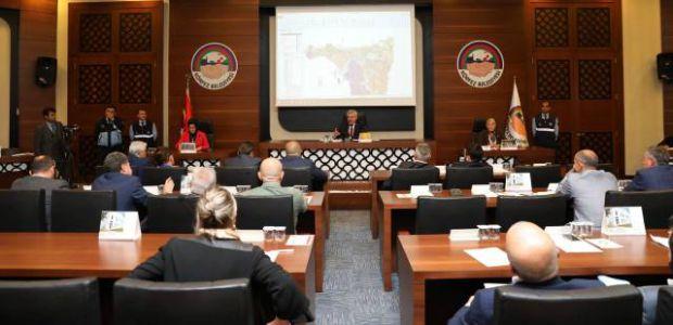 Körfez'de ekim ayı meclisi yapıldı