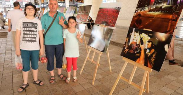 Körfezliler 15 Temmuz'da yaşadıklarını anı defterinde kaleme döktü