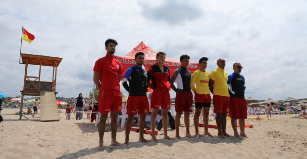 KOSKEM, sahillerde 193 kişiyi kurtardı