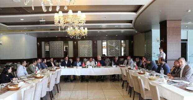 KOTO'da 'Asansör Sektörü'nün geleceği görüşüldü