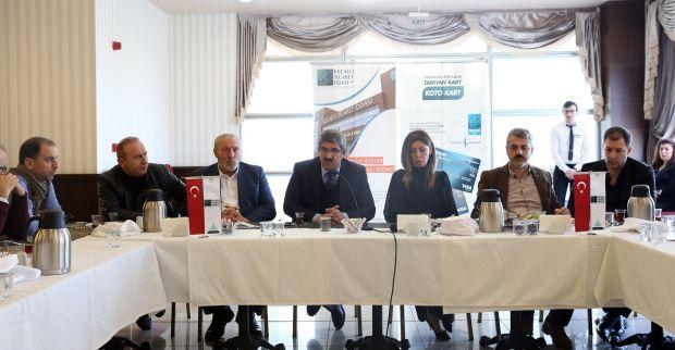 KOTO'da servis sektörüne özel istişare toplantısı düzenlendi