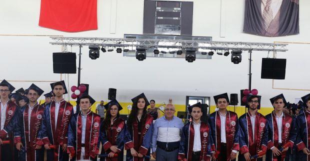 KOTO'nun nitelikli okulu  İLK MEZUNLARINI VERDİ