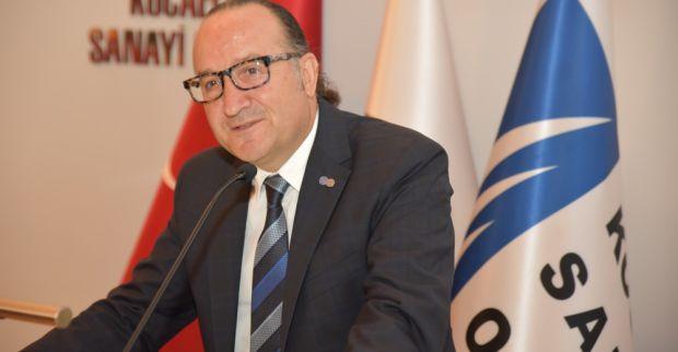 KSO Başkanı Ayhan Zeytinoğlu bütçe rakamlarını ve işsizlik oranını değerlendirdi