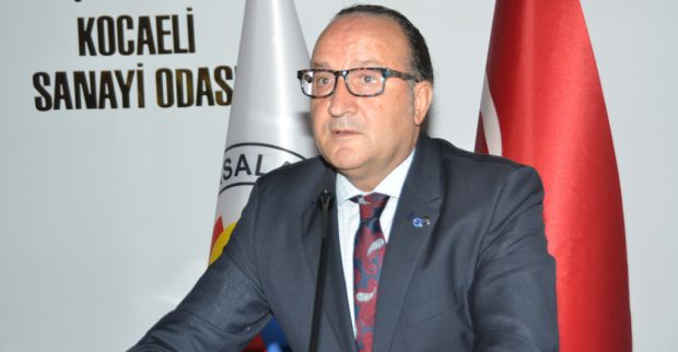 KSO Başkanı Ayhan Zeytinoğlu işsizlik, bütçe ve sanayi üretim endeksi verilerini değerlendirdi