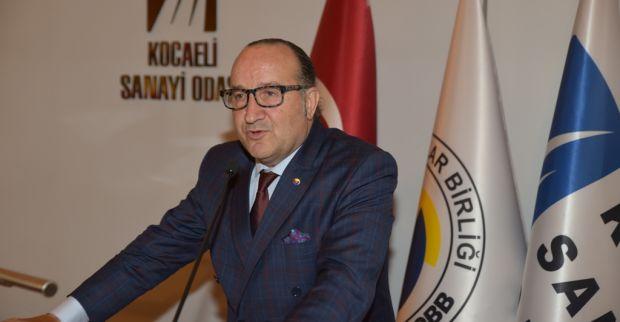 KSO Başkanı Ayhan Zeytinoğlu ödemeler dengesi verilerini değerlendirdi