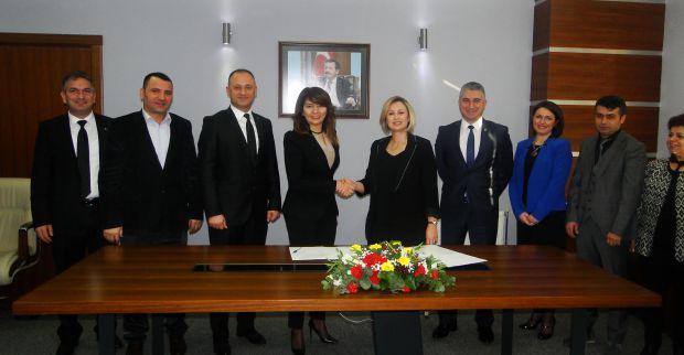 KTO Denizbank ile Protokol İmzaladı