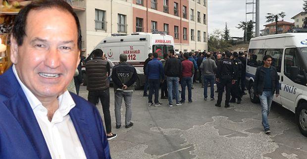 Lastik İş Başkanı Karacan silahlı saldırıda hayatını kaybetti