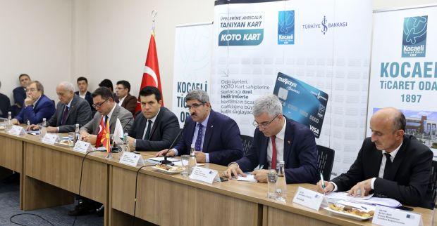 Makedon Bakan'dan Kocaeli iş dünyasına 'yatırım' çağrısı;  Yatırımcı dostu Makedonya, Kocaelili iş insanlarını bekliyor