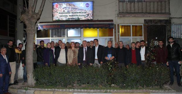 Mardinliler,Aygün'ün projelerini beğendiler