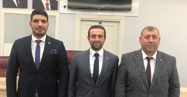 MHP Derince İlçe Başkanlığı belediye meclisine önerge sundu