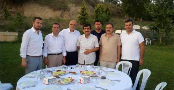 MHP Derince Karakoç'u ağırladı