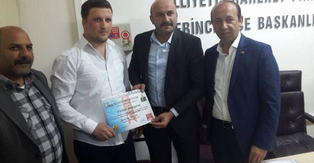 MHP DERİNCE, MAHALLE BAŞKAN ATAMALARINI TAMAMLADI