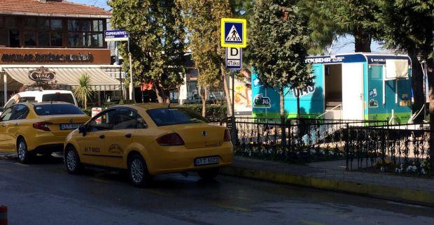 Mobil ofis karavanı Karamürsel'de
