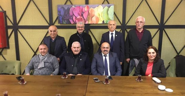 Muhtarlar Ocak ayı toplantılarını gerçekleştirdiler