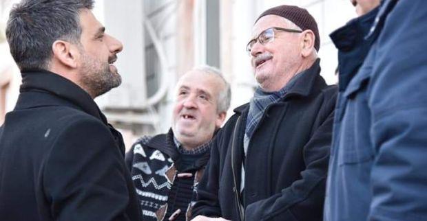 Mustafa Kocaman'dan aday adaylarına ziyaret
