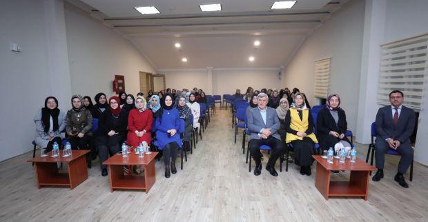 ''Öğrencilerimizle gönülden  gönüle bağlar kurduk''