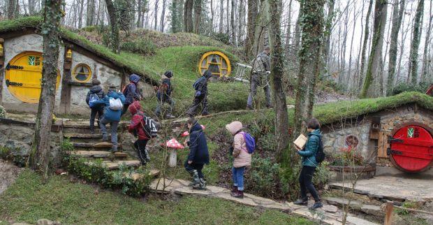 Ormanya Doğa Okulu çocuklarımızı bekliyor