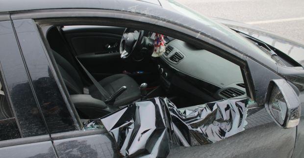 Otomobile silahlı saldırı: 1 yaralı