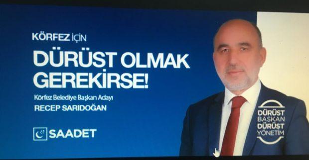 Recep Sarıdoğan, çalışmalara başladı