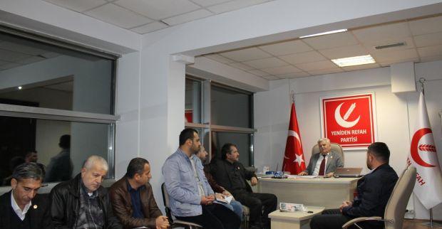 Refah Erbakan' ı bekliyor..