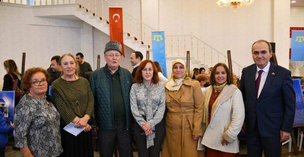 Saadet Partisi Derince Kadın Kolları Kırım Türkleri Derneğiyle bir araya geldi