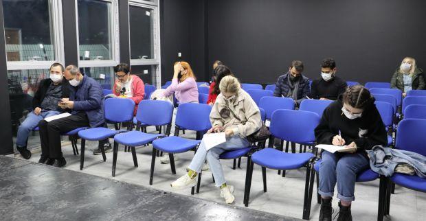 Sanat Akademisi Tiyatro Eğitimi  dersleri başladı