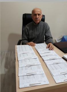 Seçmen listeleri Muhtarlıklarda askıya çıktı