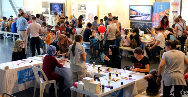 SEKA Kâğıt Müzesi 163 bin kişiyi ağırladı