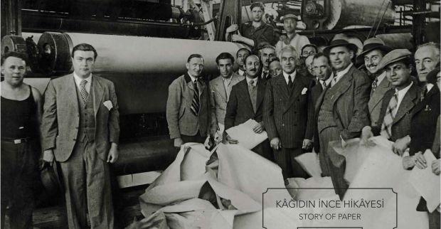Seka Kâğıt Müzesi Anadolu jet dergisinde