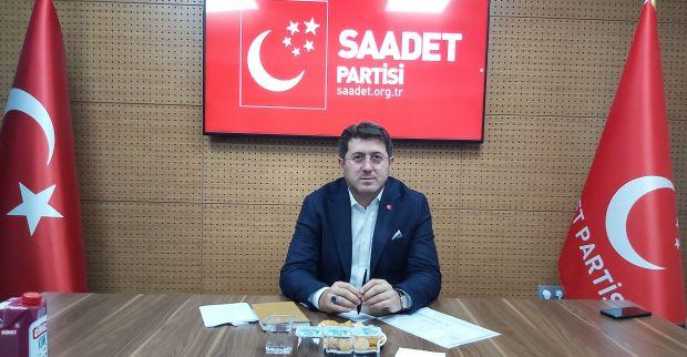 SP İL BAŞKANI ZAFER MUTLU Genel Merkez Kongremiz 13 Ekim'de
