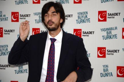 """SP'li Özen:""""Bize oy vermek herkese nasip olmaz"""""""