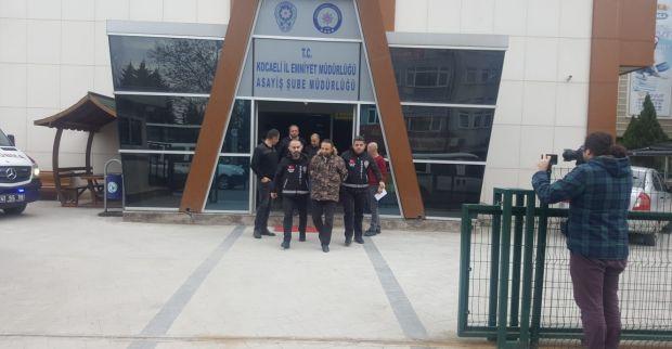 Talip A. tutuklandı, yardım eden 4 kişi serbest