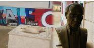 Atatürk Büstüne Yönelik Alçak Saldırıyı...
