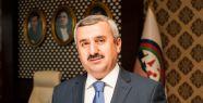 """Başkan Baran 'KADINA ŞİDDETE HAYIR""""..."""