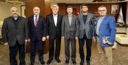 Başkan Karaosmanoğlu, 'İslam asla özünden...